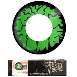Daily Fashion Green Goblin Lenses
