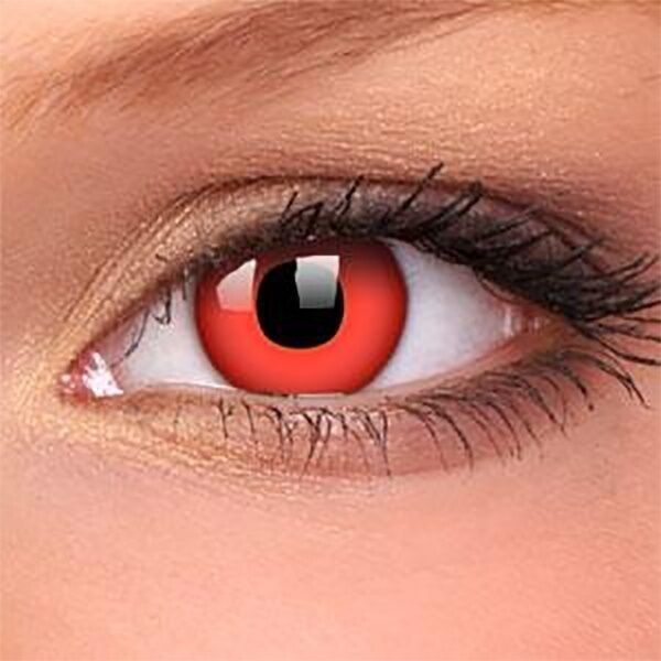 Contact Lenses for Halloween Devil costumes