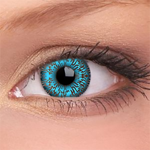 Contact Lenses for Halloween costumes