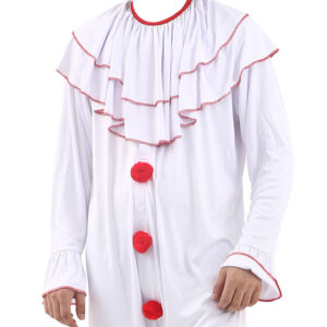 Children Scary Clown Costume