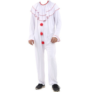 Children Scary Clown Costume