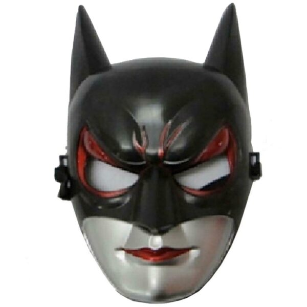 Batman Latex Face Mask for Halloween costumes dress up