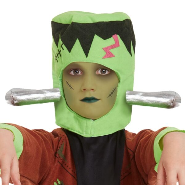 green monster costume for kids book day party