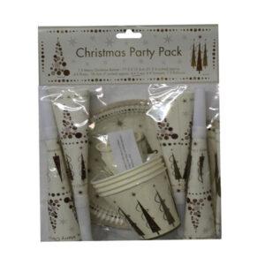 Christmas Party Pack Tablewear