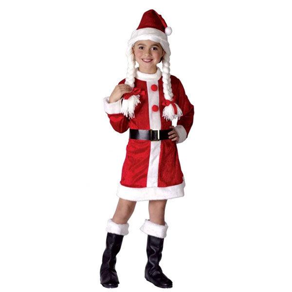 Santa Helper Girl Costume