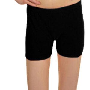 Girls Microfiber Neon Hot Pants