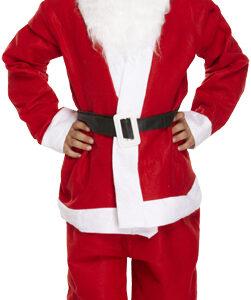 Child Santa Suit 5 Pcs