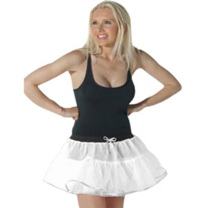 Ladies 4 Layers Angel TuTu Skirt
