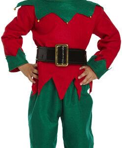 Child ELF Dress UP