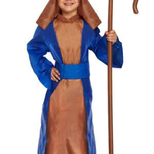Children Shepherd Blue Costume