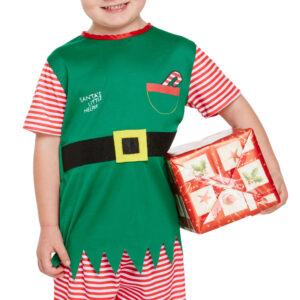 Toddler Santa Little Helper Costume
