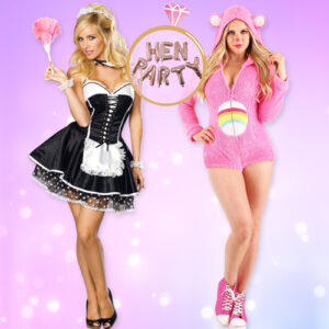 Hen Night Party Supplies; Costumes, Gifts, Accessories