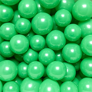Green Balloons; Green colour balloons for party