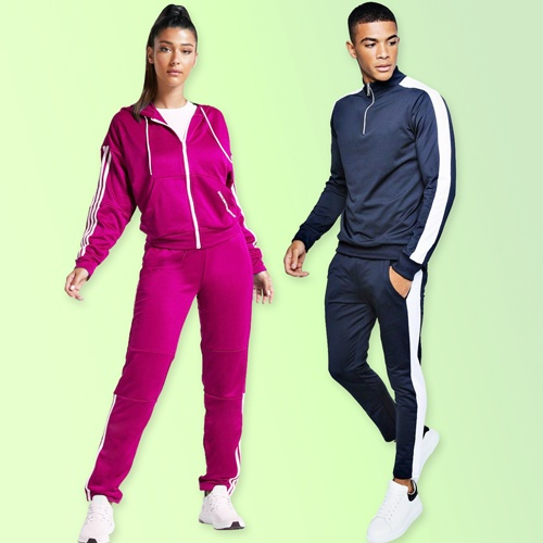 Sportswear & Sports Clothing; Tracksuits, Trousers, Leggings, Tops and Vests for men & women