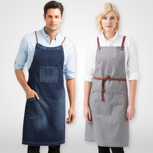 Work Aprons; Workwear and Kitchen Aprons