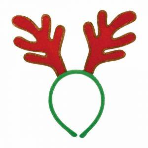 Christmas Reindeer Antlers Horns Headband