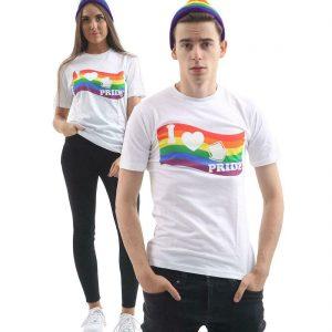 I Love Pride T-Shirt