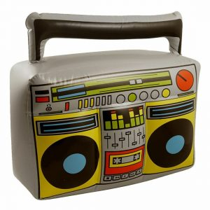 Inflatable Boom Box 44x38cm