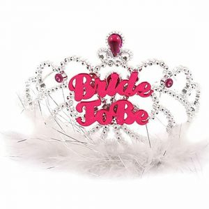 Womens Bride To Be Tiara