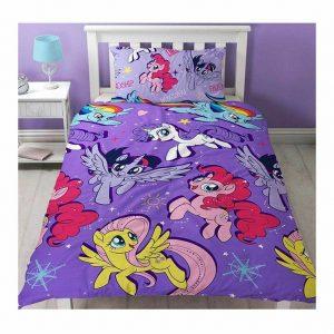 My Little Pony Reversible Duvet Cover Set