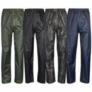 Adult Rain Wear over Trouser