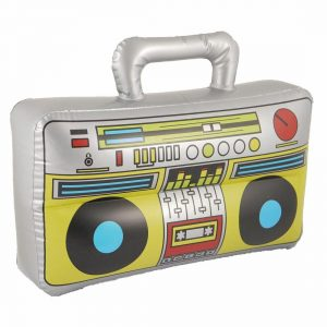 Inflatable Boom Box 37x28cm