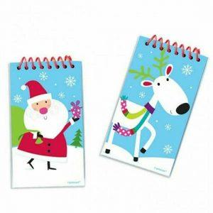 Joyful Snowman Christmas Mini Notepads