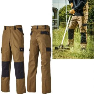 Mens Durable Industrial Work Trouser Pants