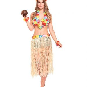 Women Luau Hawaiian Costume