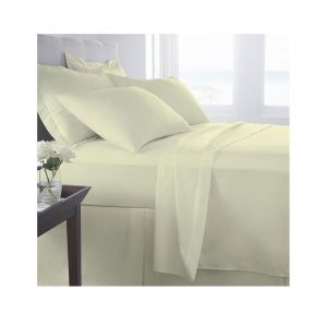 T400 Duvet Cover Bedding Fitted Flat Sheets