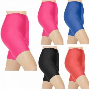 Children Sports Games Cycling Shorts