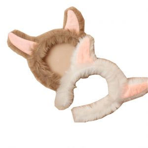 Alpaca Ears Faux Fur Headband Pack Of 4
