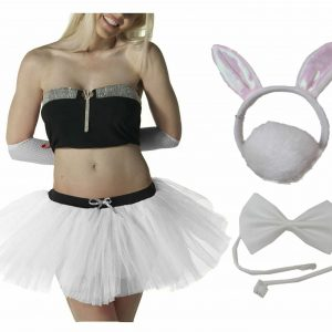 Rabbit Costume Accessory Set