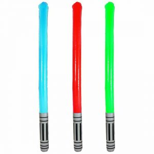 Assorted Inflatable Light Stick 90cm Toys