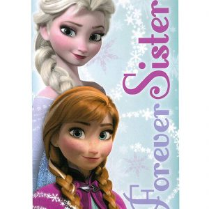 Official Disney Frozen Elsa Anna Towel