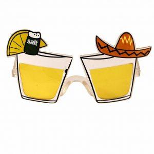 Mexican Lemon Juice Glasses