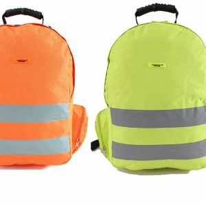 Hi Visibility Rucksack Sports Backpack Bags