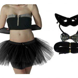 Cat Womens Costume Accessory Set