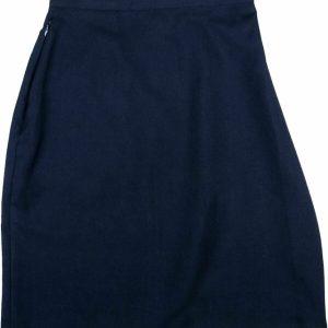 Womens Girls School Uniform A line Pencil Skirt