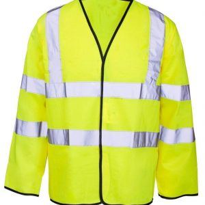 Mens Hi Vis Work Vest