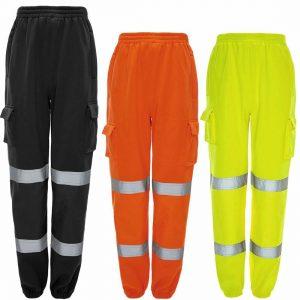 Adult Hi Vis Jogging Trousers