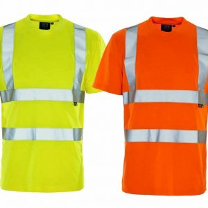 Mens High Visibility T Shirt