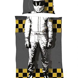 Top Gear The Stig Print Duvet Cover Set
