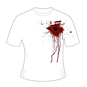 Mens Halloween Print T Shirt