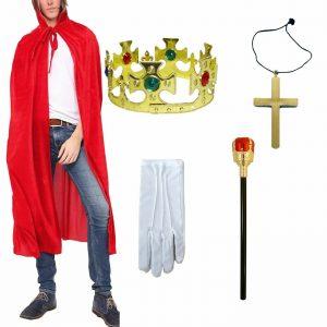 Mens Royal Prince King Dress Accessory