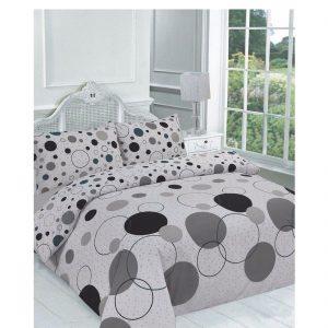 Noah Modern Duvet Cover With Pillow Case Set