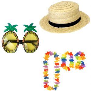 Tropical Hawaiian Luau Party Accessory