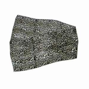 Fashion Leopard Print Stain Scarves