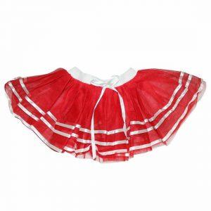 Women Girls Cheerleader Tutu Skirt