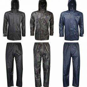 Adult Waterproof Jacket Trouser
